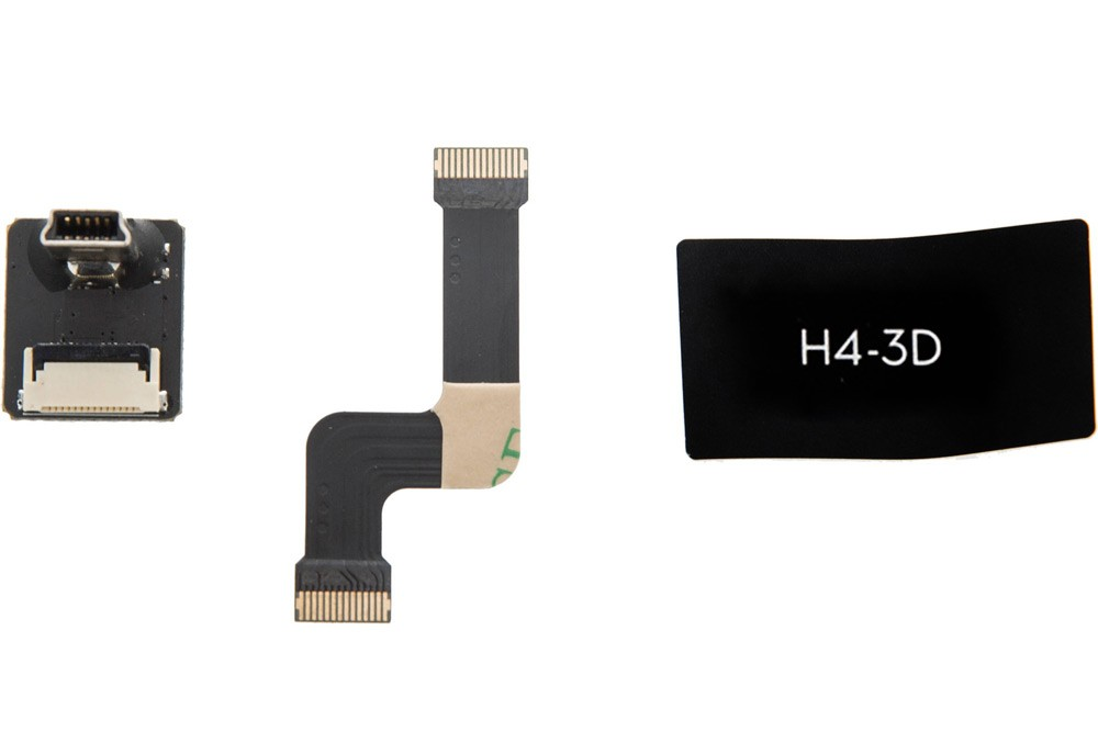 DJI Zenmuse H4-3D USB GoPro Video Output Ribbon Cable