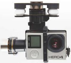 DJI Zenmuse H4-3D Gimbal for GoPro Hero 4