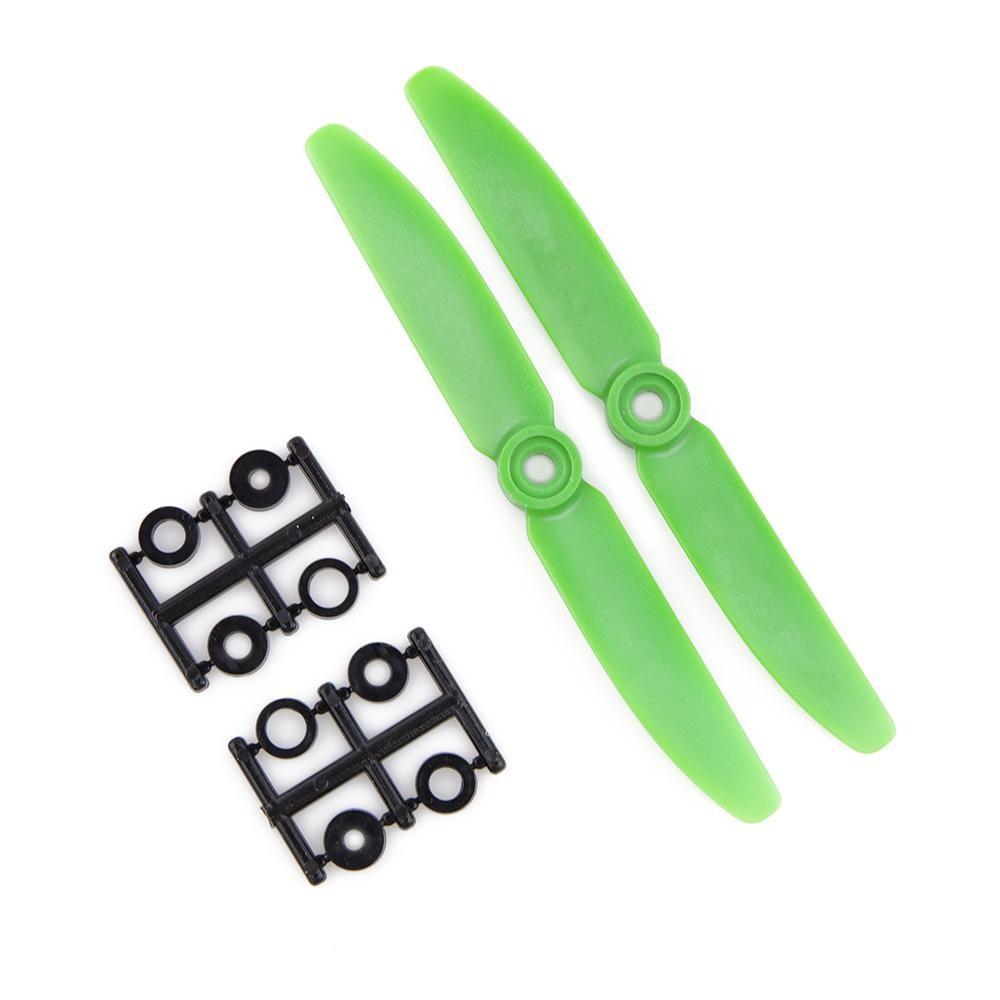 HQProp 5x3 CCW Propellers Green