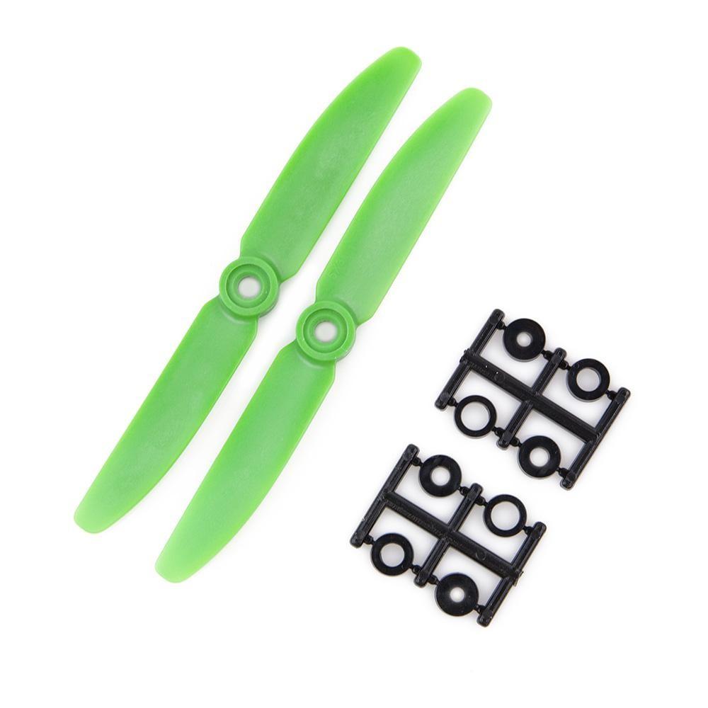 HQProp 5x3 CW Propellers Green