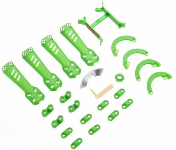 ImmersionRC Vortex 230 Mojo Green Pimp Kit