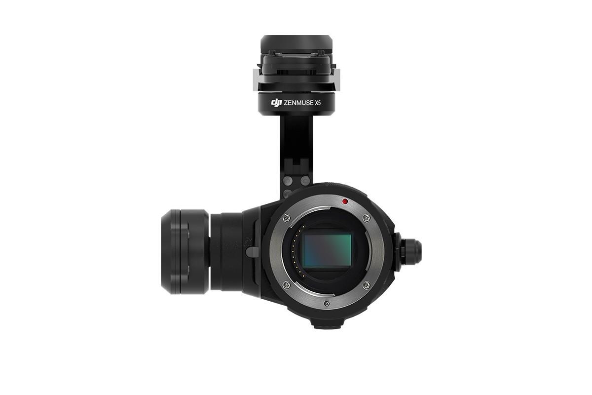DJI Zenmuse X5 3 Axis Camera Gimbal Without Lens