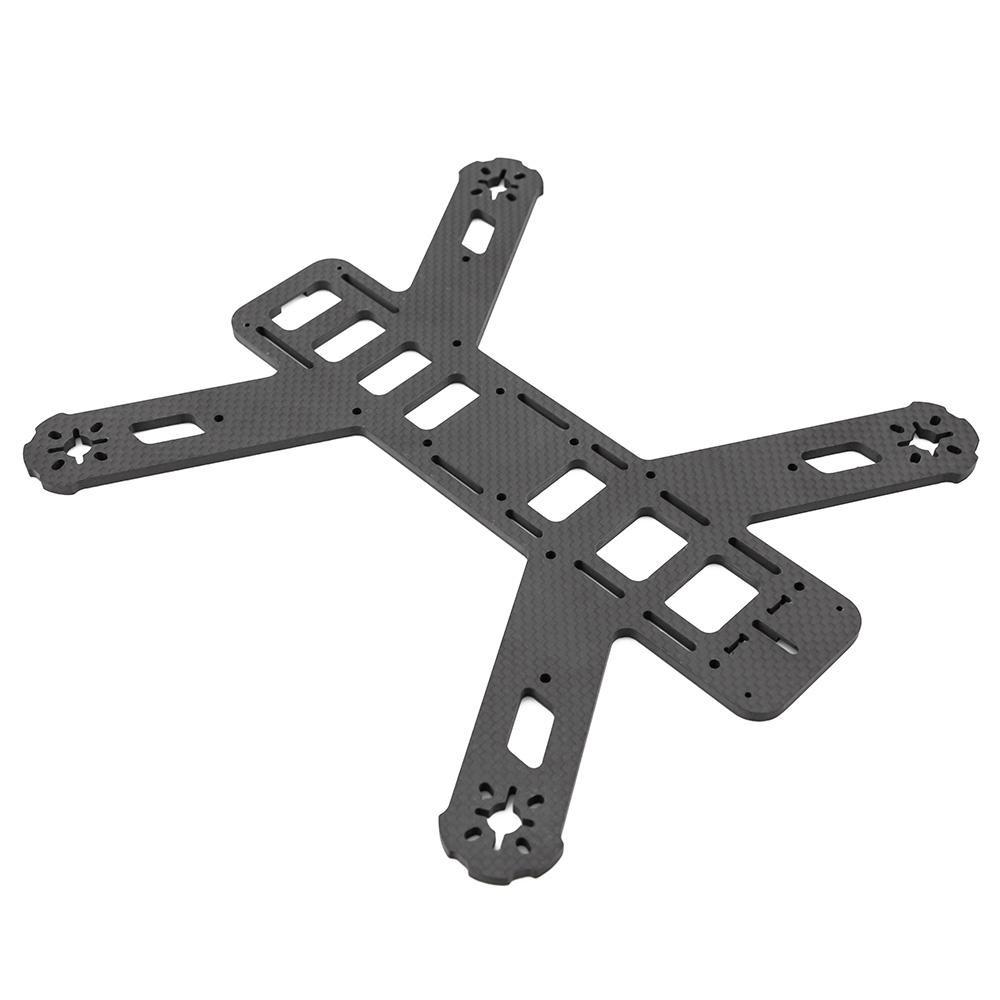 Lumenier QAV250 Carbon Fiber Main Unibody v1.1 Frame Plate 3mm