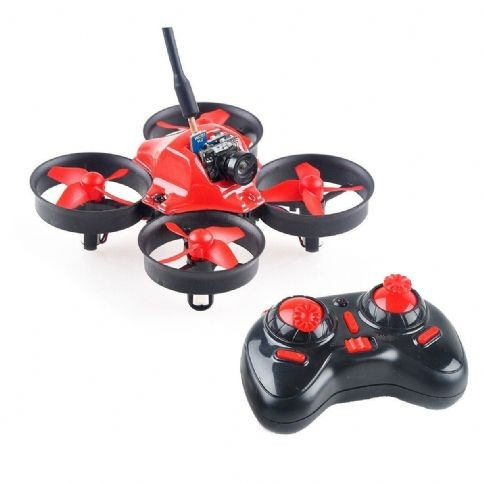 MakerFire Crazepony Tiny Whoop FPV Micro Drone With Goggles RTF Kit With Controller