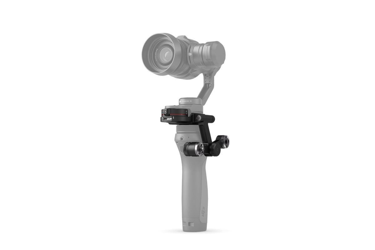 DJI Osmo Handheld Gimbal X5 Adapter Mount