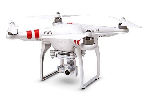 DJI Phantom 2 Vision Plus V3 Quadcopter Build Your Own Drone