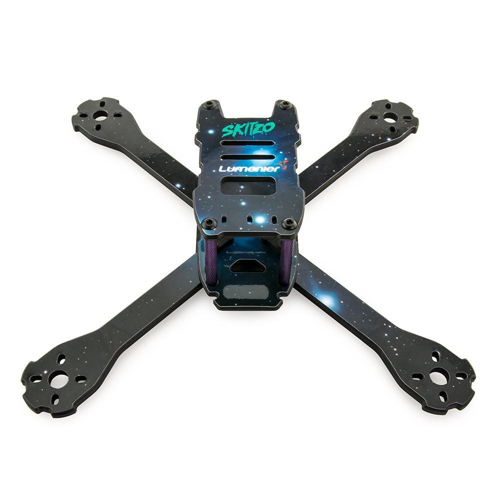 Lumenier QAV-SKITZO Dark Matter FPV Freestyle Quadcopter