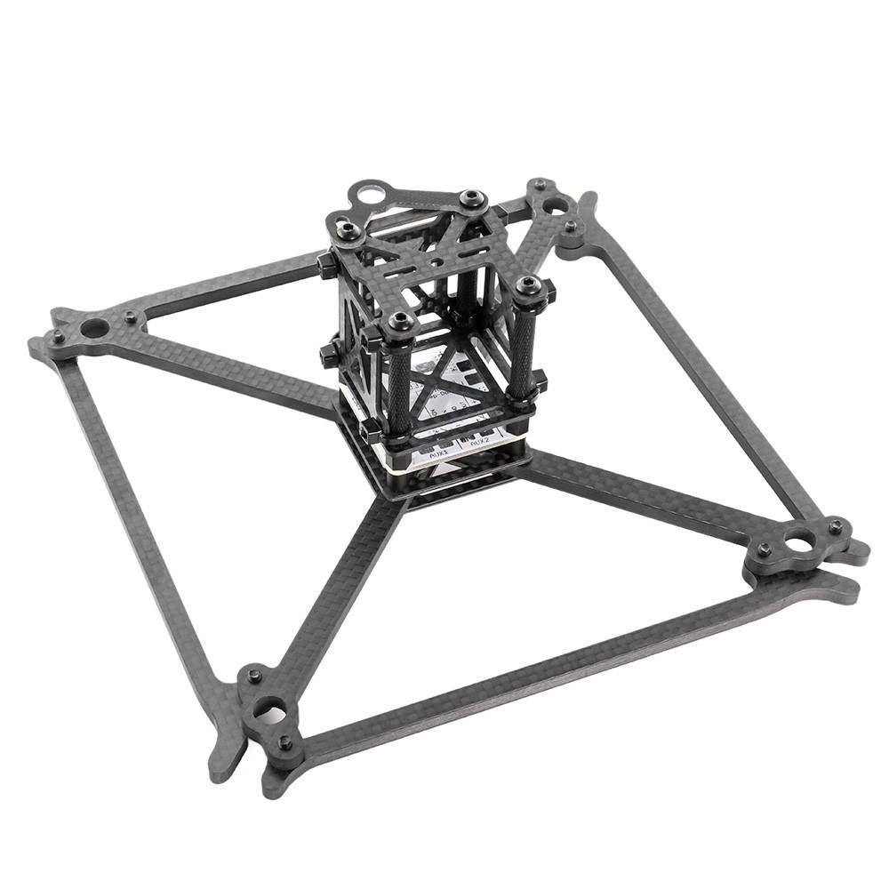 Lumenier QAV-ULX Ultra Light Racing Frame With Side Braces