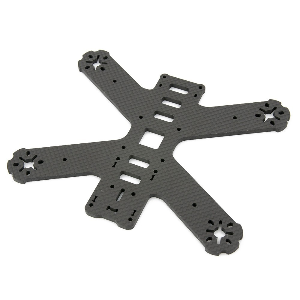 Lumenier QAV180 Carbon Fiber Main Unibody Frame Plate (4mm)