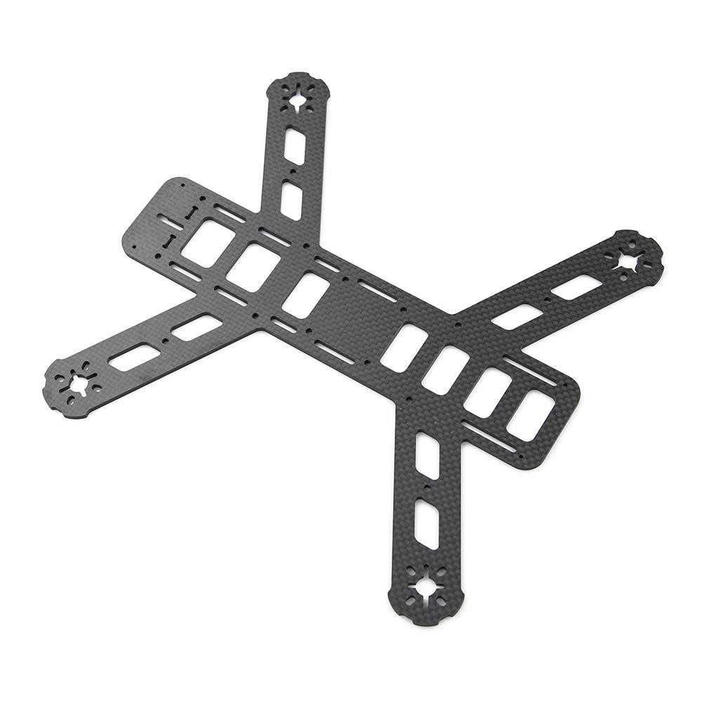 Lumenier QAV250 Carbon Fiber Main Unibody Frame Plate 4mm