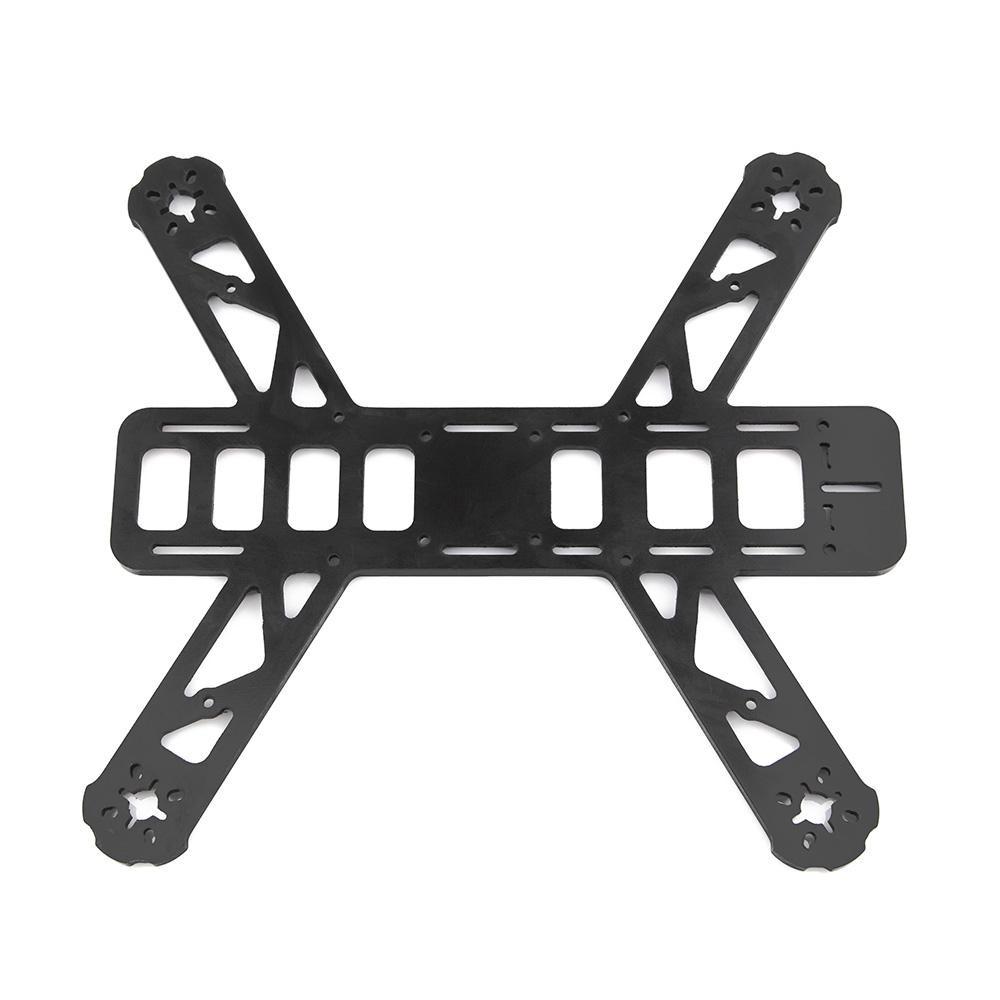 Lumenier QAV250 G10 Main Unibody Frame Plate