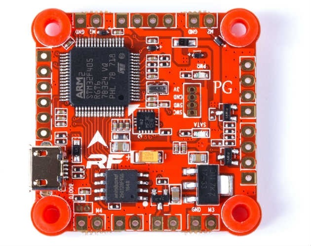 RaceFlight Revolt F4 Flight Controller V3