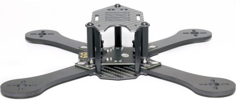 TSX200 Stanton Frames Carbon Fiber 3mm