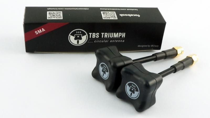 TBS Triumph Antenna RHCP (SMA)