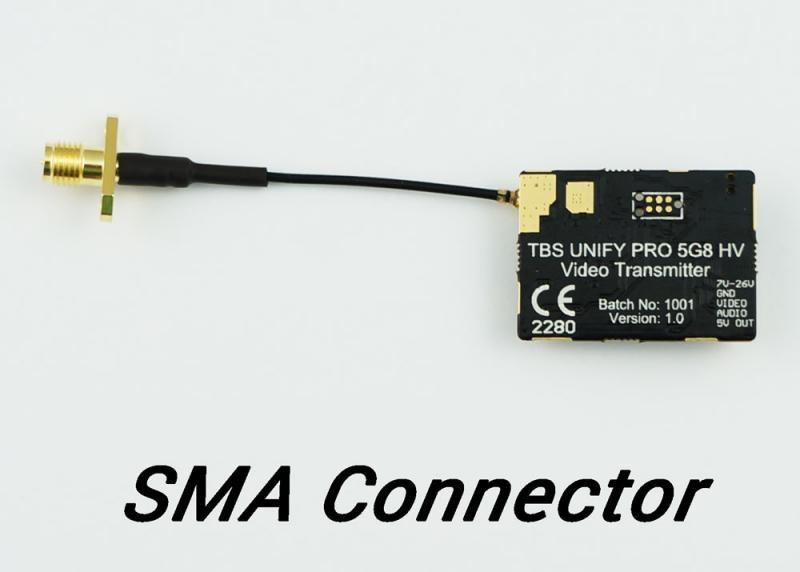 TBS Unify Pro HV 5.8GHz SMA