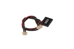 Telemetry And OSD Y-cable Adapter Cable For APM 2.6 and 3DR Radio V2