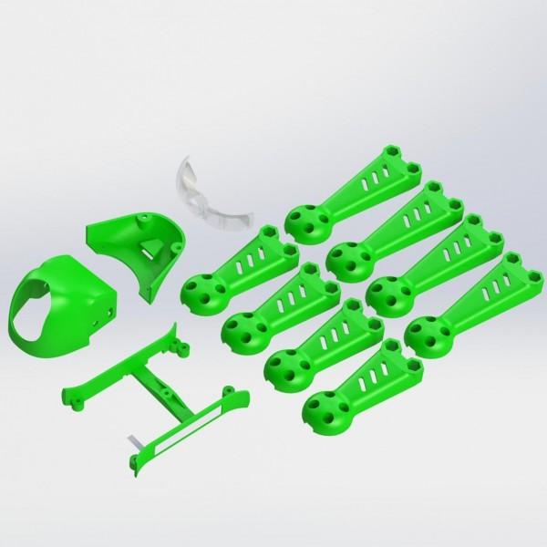 ImmersionRC Vortex 150 Mini Crash Kit 1 Green