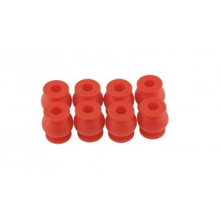 ImmersionRC XuGong Dampeners Red