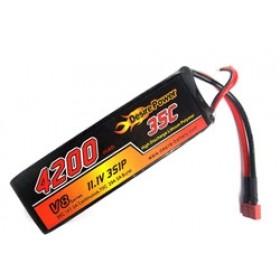 Desire Power 3S LiPo Battery 4200 mAh 35C