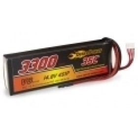Desire Power 4S LiPo Battery 3300 mAh 35C
