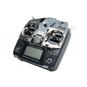Futaba T8J 8 Channel 2.4 GHz S-FHSS + R2008SB Receiver
