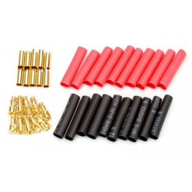 Gold Connector 3.5mm