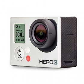GoPro HD Hero 3 Camera Silver Edition