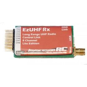 ImmersionRC EzUHF Receiver, 8 Channel Lite