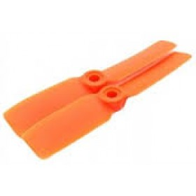 Bullnose Propellers 6x4.5 Orange Nylon CW CCW 6045