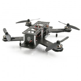 Lumenier QAV250 Mini FPV Quadcopter Carbon Fiber Edition RTF