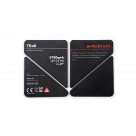 DJI Inspire 1 TB48 Battery Insulation Sticker