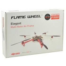 DJI Naza M V2 GPS + F550 Flame Wheel E300 + Landing Legs