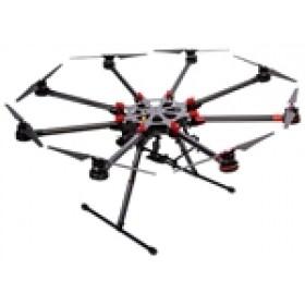 DJI S1000 Octocopter + Wookong + GH4 Gimbal