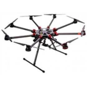 DJI S1000 Octocopter Plus + DJI A2 M + 5D Mark III HD Gimbal