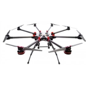 DJI S1000 Octocopter Plus + Wookong M + 5D Mark II