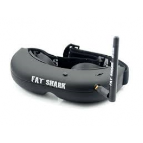 FatShark Attitude SD V2 Video Goggles Only Kit.