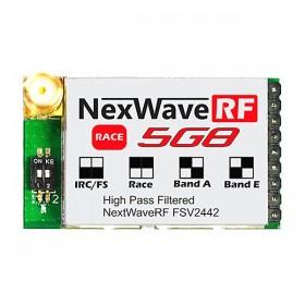 FatShark Dominator 5.8ghz NexwaveRF RaceBand Receiver Module