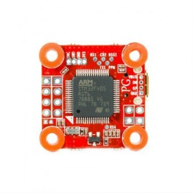 FlightOne Raceflight Millivolt V2 F4 Flight Controller Top