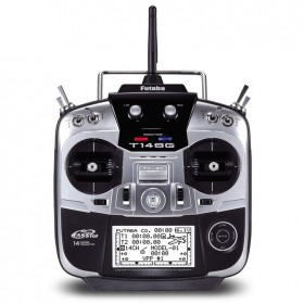 Futaba 14SG Radio Combo with R7008SB Receiver