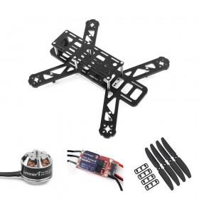 Lumenier QAV250 G10 Mini FPV Quadcopter ARTF