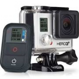 GoPro HD Hero 3+ Camera Black Edition