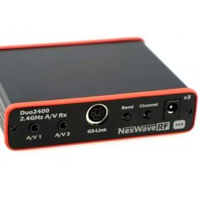 ImmersionRC Duo 2400 V3 2.4 GHz A/V Receiver