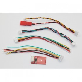 Tramp HV Accessory Pack, A/V Cables and TNR Tag