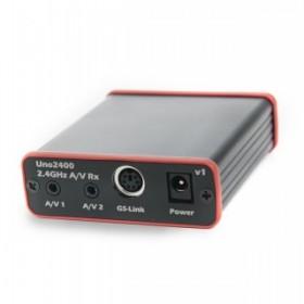 ImmersionRC Uno 2400 2.4GHz Nexwave Receiver Un-Filtered