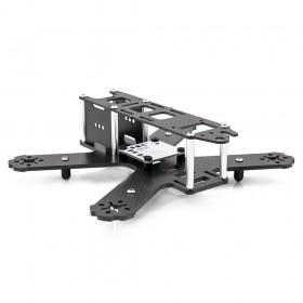 Lumenier QAV180 Carbon Fiber FPV Quadcopter Frame Front View