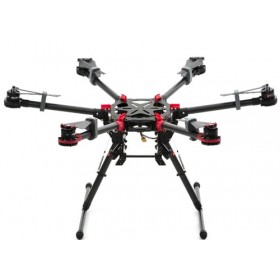 DJI Spreading Wings S900 + Wookong M