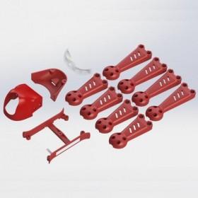 ImmersionRC Vortex 150 Mini Crash Kit 1 Red