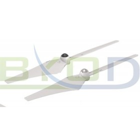 DJI E300 Self Tightening Propellers White