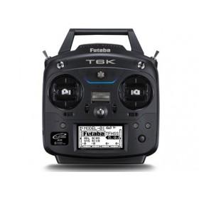 Futaba T6K 6 Channel 2.4GHz T-FHSS & R3006SB Combo Mode 2