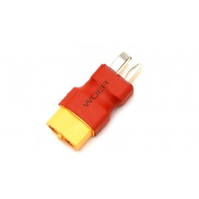 Dean Male To XT60 Female Lipo Battery Connection Converter